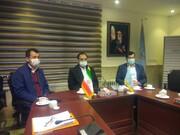 نشست سه جانبه بهزیستی، بنیادمسکن وکمیته امداد استان گلستان با موضوع مسکن مددجویان برگزارشد