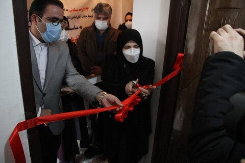 گزارش تصویری|افتتاح ۲۴۳ مین واحد مسکونی استان آذربایجان شرقی