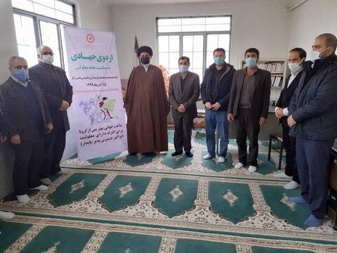 گزارش تصویری | برگزاری اردوی جهادی جهت ارائه خدمات به نیازمندان و معلولین شال