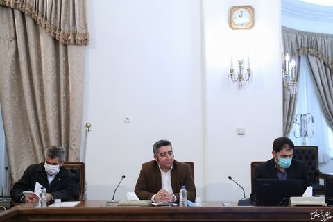 گزارش تصویری | دومین جلسه کمیته هماهنگی و نظارت بر اجرای قانون حمایت از حقوق معلولان