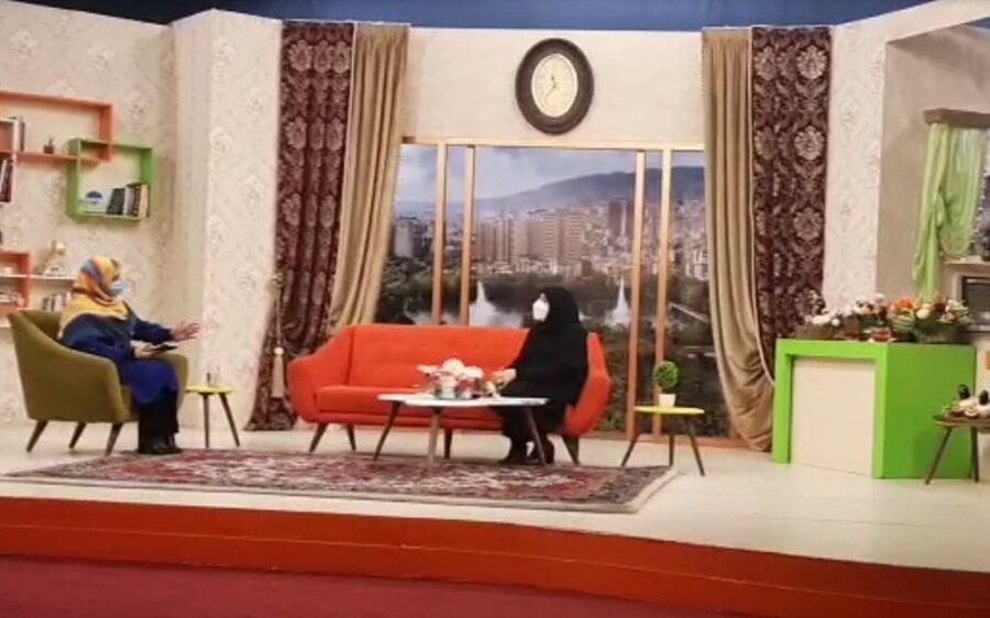 فیلم| گفتگوی تلویزیونی مدیر کل به مناسبت گرامی داشت روز جهانی دارای معلولیت