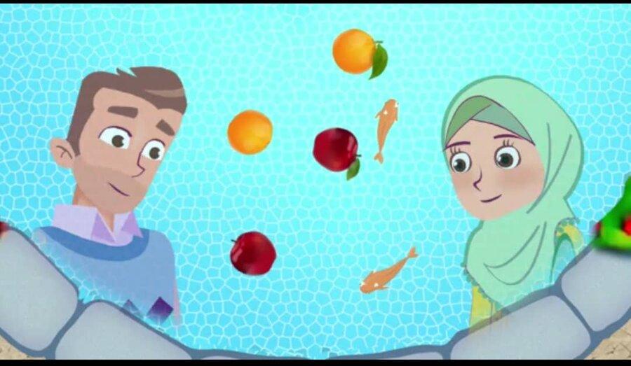 موشن گرافیک داستان ازدواج (قسمت دوم)