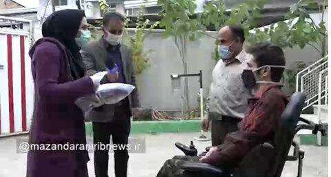 ویدئو| گزارش صدا و سیمای استان مازندران از توانمندیهای افراد دارای معلولیت استان مازندران