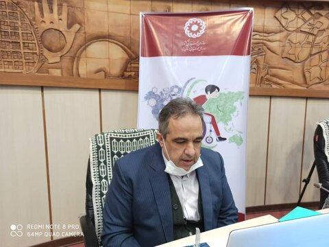 60 درصد ادارات استان یزد مناسب سازی شده اند