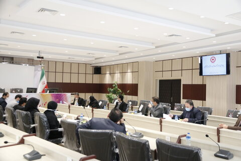 گزارش تصویری | چهاردهمین شورای معاونین اداره کل بهزیستی گلستان