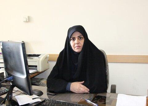 « آمنه زرین » مسئول دفتر امور فرهنگی و ایثـارگران بهزیستی اسـتان اصـفهان شد
