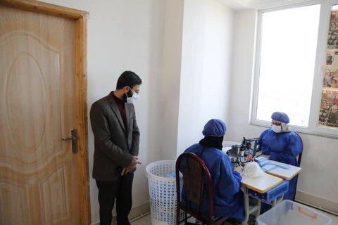 حضور مدیرکل دفتر اشتغال و کارآفرینی بهزیستی کشور در گلستان