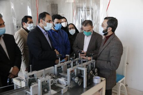 گزارش تصویری| حضور مدیرکل دفتر اشتغال و کارآفرینی بهزیستی کشور در گلستان