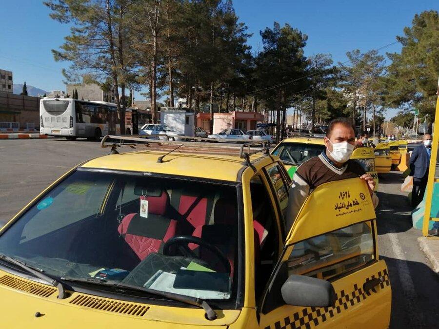 رانندگان وسایل عمومی حمل و نقل درون شهری سفیران سلامت اجتماعی از طرف بهزیستی میشوند
