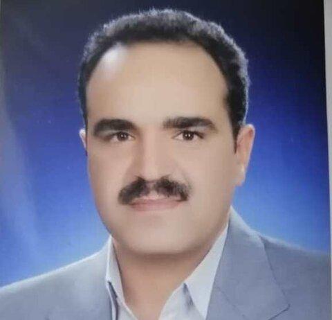 « علیرضا مظاهری » سرپرست معاونت پشتیبانی و منابع انسانی بهزیستی استان اصفهان شد