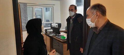 گزرش تصویری| دیدار و گفتگوی مدیر کل آذربایجان شرقی با کارکنان بهزیستی هریس