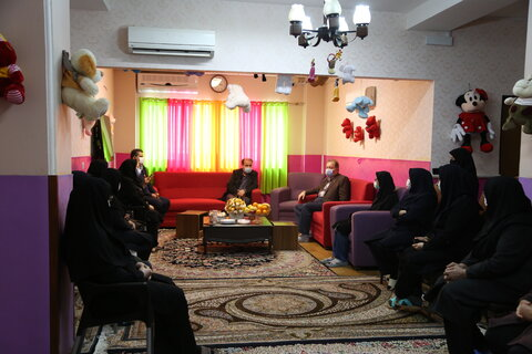 گزارش تصویری  تجلیل از پرستاران شاغل در اداره کل بهزیستی استان مازندران