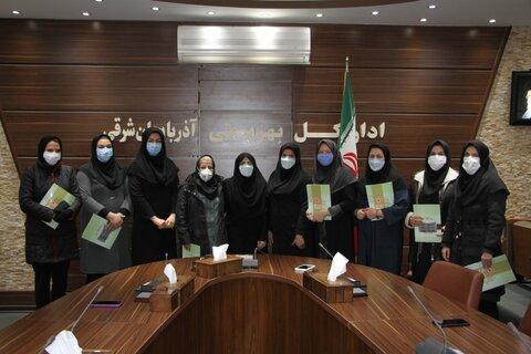 گزارش تصویری| تجلیل از پرستاران شاغل در بهزیستی استان