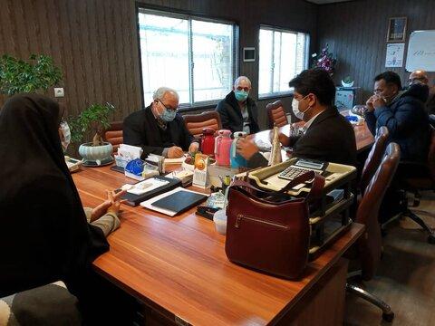 گزارش تصویری| معاون پیشگیری بهزیستی کشور از مرکز ترک اعتیاد مهر بازدید کرد