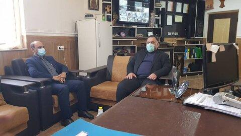 بازدید دادستان از کمپ های ترک اعتیاد آبادان