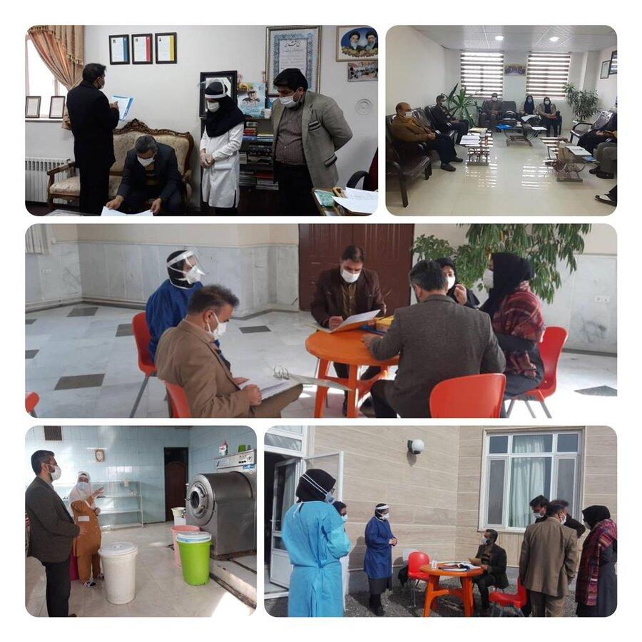 نیشابور | تذکر نظارتی به مراکز تحت نظارت بهزیستی نیشابور در خصوص ارتقای کمی و کیفی خدمات