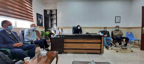 گزارش تصویری| دیدار و گفتگوی مدیر کل با کارکنان اداره بهزیستی شهرستان ورزقان