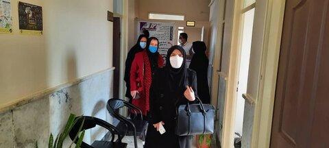 گزارش تصویری| بازدید مدیرکل از مرکز توانبخشی و مرکز مثبت زندگی در شهرستان ورزقان