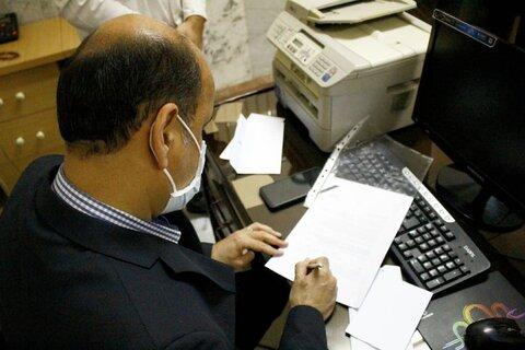 گزارش تصویری | بازدید استاندار از مرکز شبانه روزی باب الحوائج