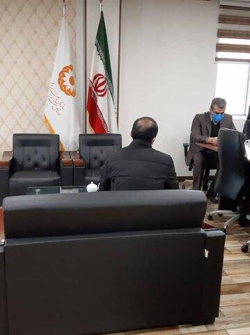 ملاقات مردمی چهارشنبه های البرزی