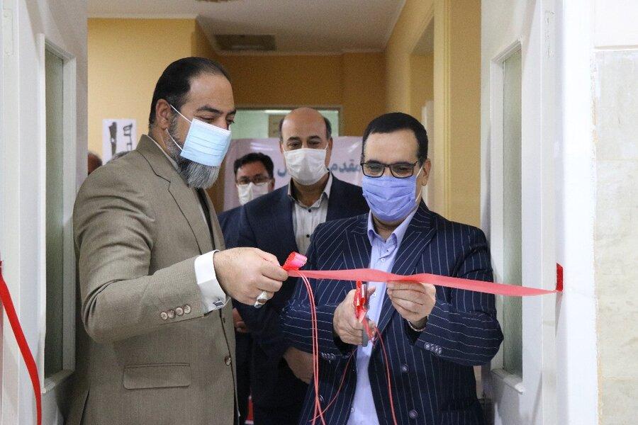 افتتاح نخستین مرکز ارتوپدی فنی جنوب کشور در جیرفت