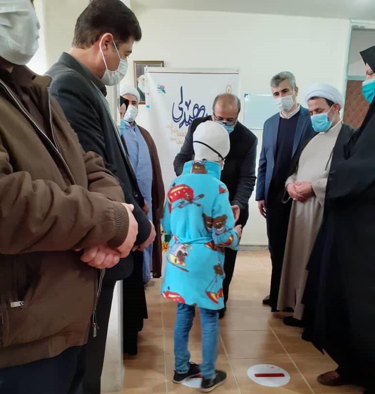 اهدای ۲۰۰ بسته آموزشی برای دانش آموزان تحت پوشش بهزیستی شهرستان رودبار