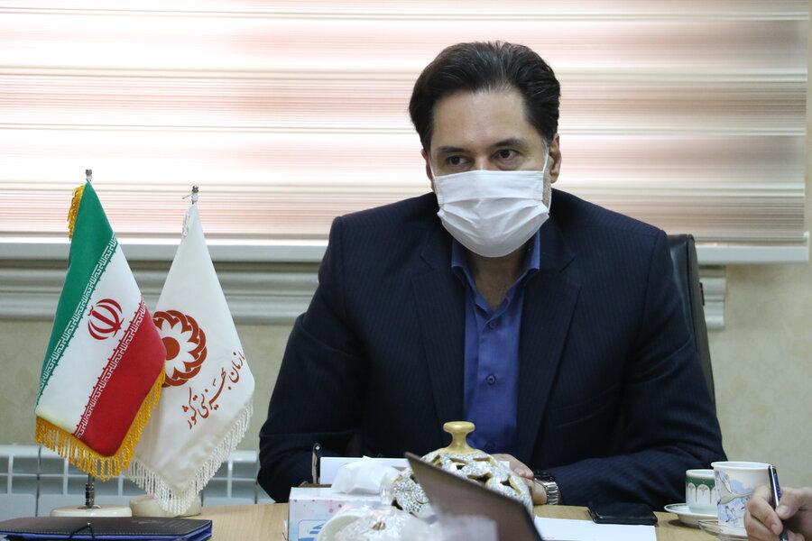 برگزاری سومین نشست ستاد ابنیه بهزیستی استان گیلان