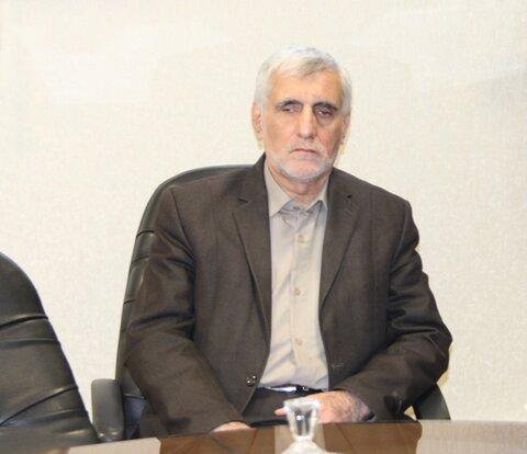 « مرتضی نیکزاد » مشاور مدیرکل بهزیستی استان اصفهان در امور معلولین نابینا شد