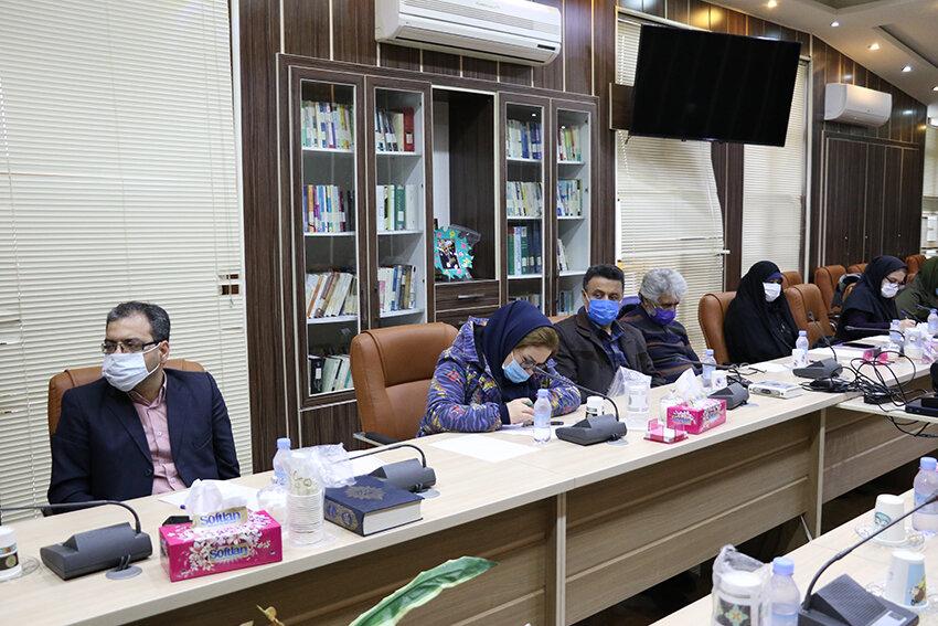 نشست پیرامون مباحث آزادسازی سهام عدالت و ثبت نام سجام مددجویان تحت پوشش بهزیستی