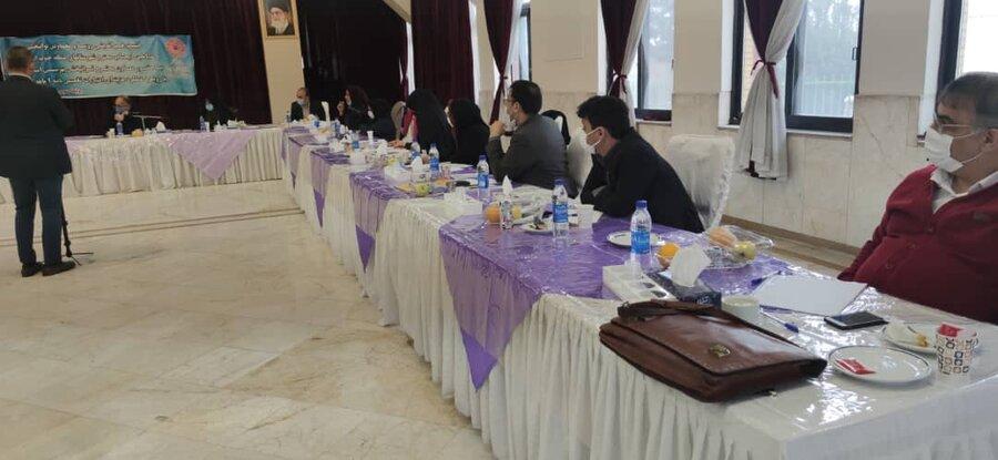 نشست مسئولان شهرستان های جنوب تهران