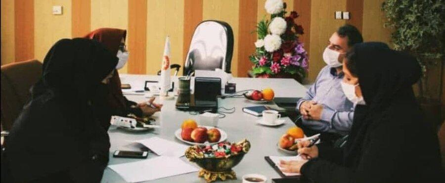 ورامین| هم افزایی بهزیستی و جمعیت مبارزه با استعمال دخانیات