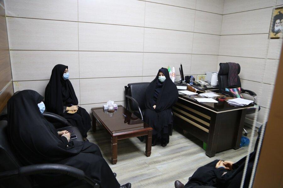 ستاد بزرگداشت یاد و خاطره سپهبد شهید حاج قاسم سلیمانی در اداره کل بهزیستی مازندران تشکیل شد