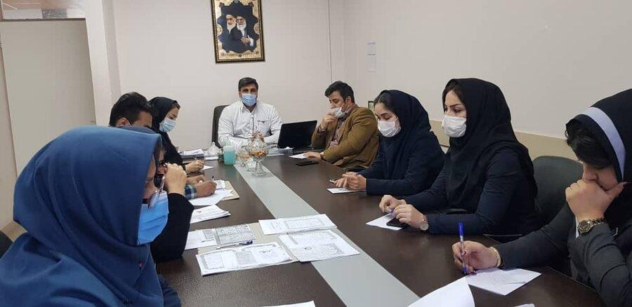 گرگان  تشکیل اولین جلسه کمیته اهدا جهیزیه به مددجویان تحت پوشش