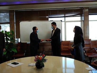 مراسم تودیع و معارفه رئیس بهزیستی شهرستان بویراحمد برگزار شد