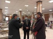 گزارش تجمیعی| سفر رئیس سازمان بهزیستی کشور به یزد + عکس