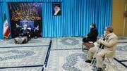 رییس سازمان بهزیستی کشور با نماینده ولی فقیه و امام جمعه شهر یزد دیدار کرد