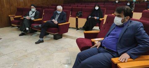 گزارش تصویری  جلسه کمیته فرهنگی و پیشگیری شورای هماهنگی مبارزه با مواد مخدر استان تهران