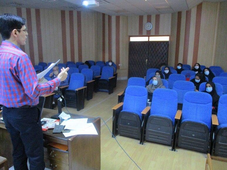 برگزاری جلسه بازآموزی کارشناسان و موسسات مجری برنامه CBR