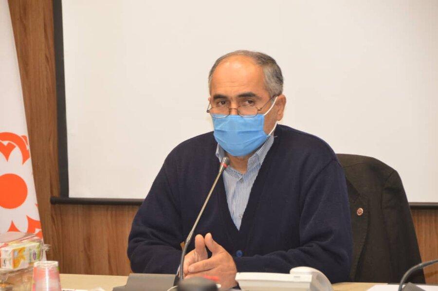 هزینه کردن ۵۶ درصد منابع توانبخشی در شهر تهران