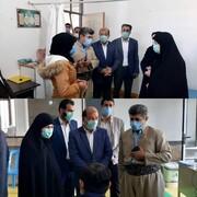 سرپل ذهاب بازدید مدیرکل بهزیستی استان کرمانشاه از مرکز توانبخشی جسمی-حرکتی هاوژین سرپلذهاب