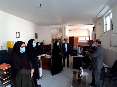 سرپل ذهاب|بازدید مدیرکل بهزیستی استان کرمانشاه از فعالیت مراکز مثبت زندگی شهرستان سرپلذهاب