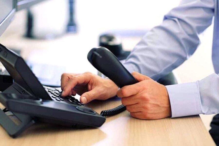 در رسانه|مازندران/مشاوره تلفنی کرونا ۷ هزارتایی شد