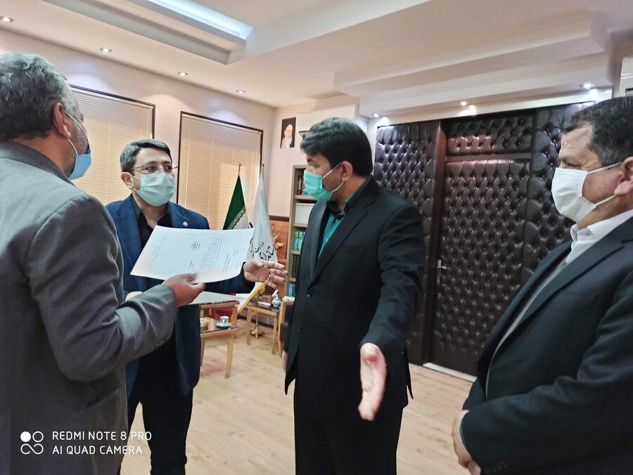 دیدار دکتر قبادی با استاندار یزد