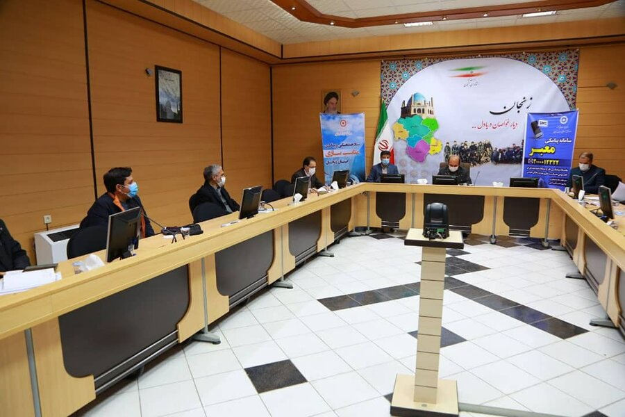 معابر و ساختمانهای عمومی مناسب سازی نشده زنجان نشان گذاری شد