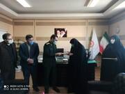 مدیرکل بهزیستی استان کرمانشاه به عنوان فرمانده جدید پایگاه بسیج کارمندی خواهران فائزه منصوب شد