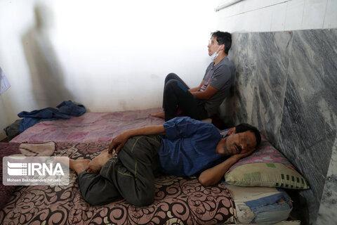 ۱۲۰۰ نفر به مراکز ترک اعتیاد چهارمحال و بختیاری مراجعه کردند