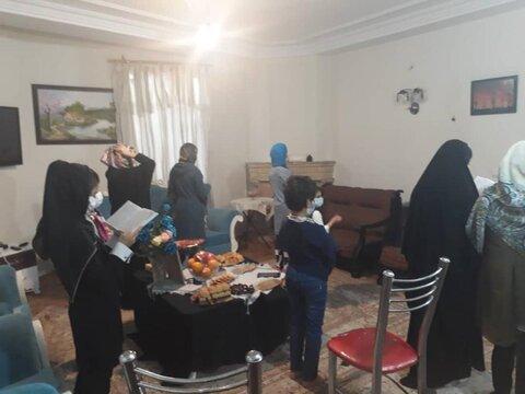 گزارش تصویری | برگزاری مراسم ختم قرآن و هدیه به روح شهید سلیمانی