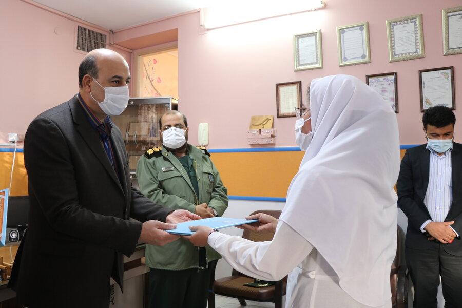 کرمان دارای کمترین تلفات ناشی از کرونا در میان مراکز نگهداری می باشد