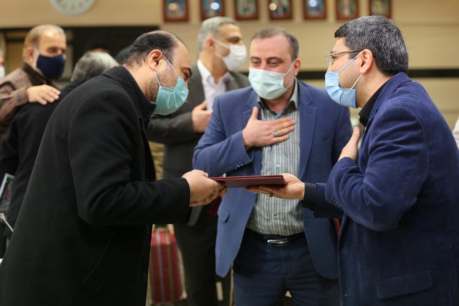 اولین جلسه شورای عالی قرآن سازمان