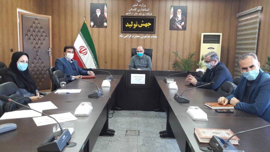 آزادشهر | همه مردم جامعه از حقوق مساوی برخوردار هستند.